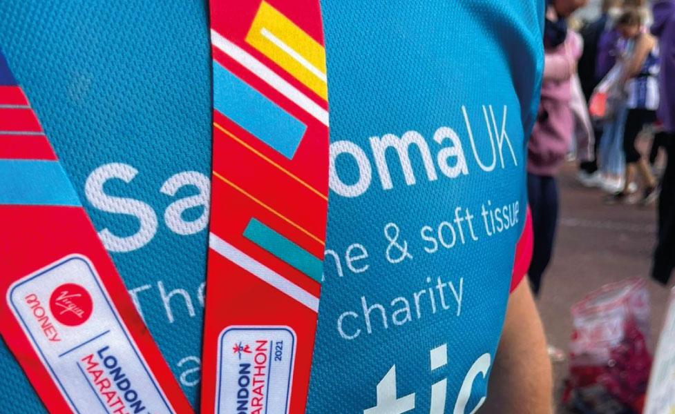 Samuel Estates Raise £1,982.95 for Sarcoma UK
